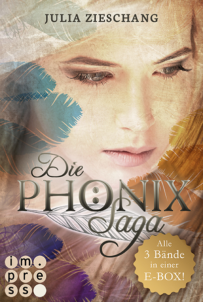 Cover Phönix-Saga E-Box