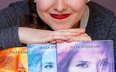 Wie viel von Julia Zieschang steckt in meinen Büchern?