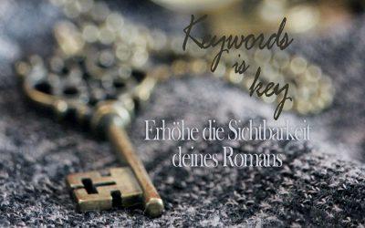 Keywords is key bei der Sichtbarkeit von Romanen