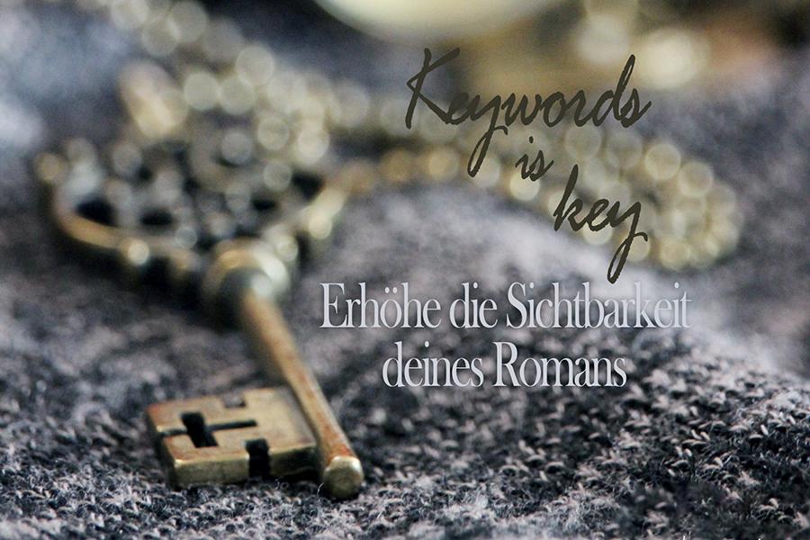 Erhöhe die Sichtbarkeit deines Romans durch Keywords